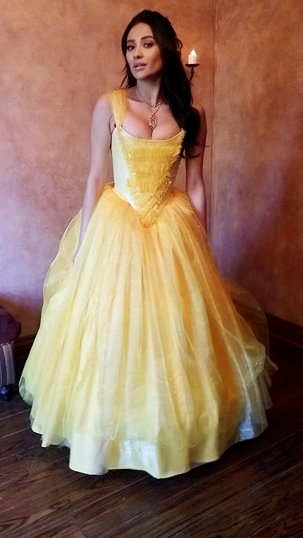 """""""Belle"""" (Beauty & the Beast)"""