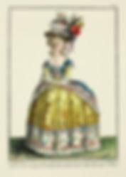 Grenade 1 18th Century Fashion Plate 133