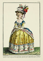 Grenade 1 18th Century Fashion Plate 133