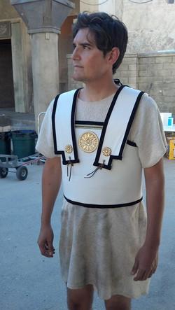 Greek soldier