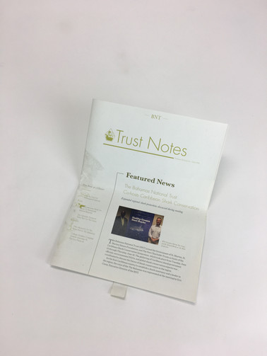 monthly news letter - opened