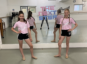 The Next Step Workshop, Pineapple Dance Studios