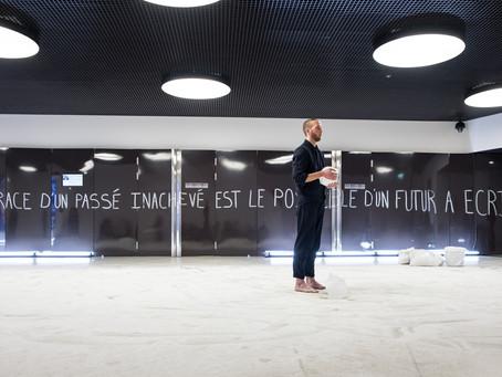 Antigel 2018 Aurélien Dougé Sacre