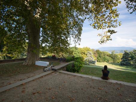 Genève en Été