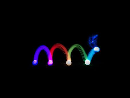 Lights experiments