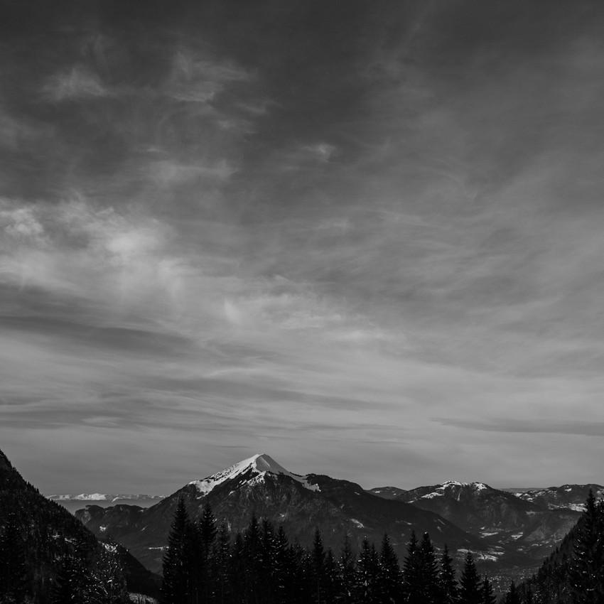 Mountain view III