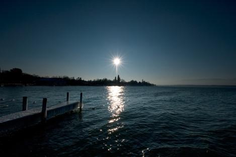 Léman lake
