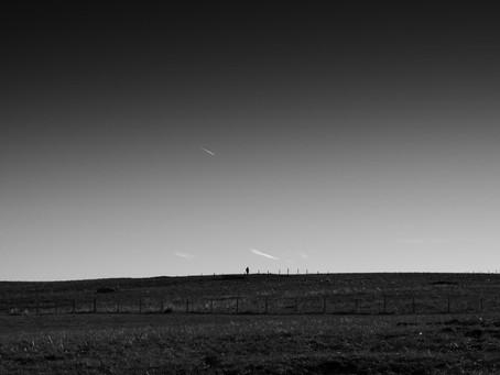 Chasing Horizon, dark version
