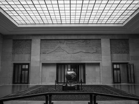 Visite au Palais des Nations Unies