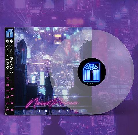 N E O N T E N I C - Neon Prince - Clear