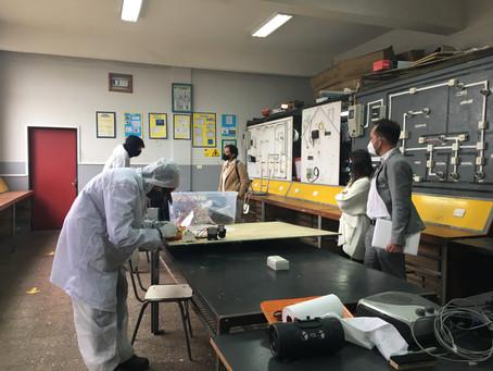 Politécnico Alemán abre sus puertas a estudiantes de especialidad