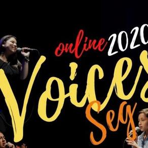 Concurso musical: ¡Voices SEG 2020 te está buscando!