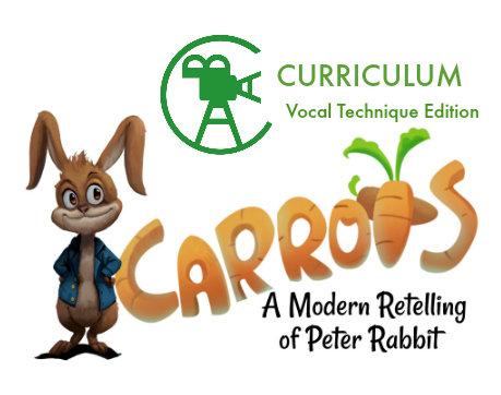 Carrots Vocal Technique Curriculum