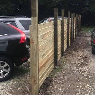 6x1 overlap fencing 2