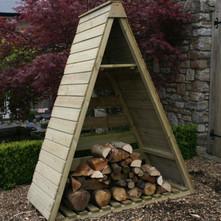 Triangular Log Store
