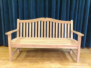 Teak Berkshire Bench
