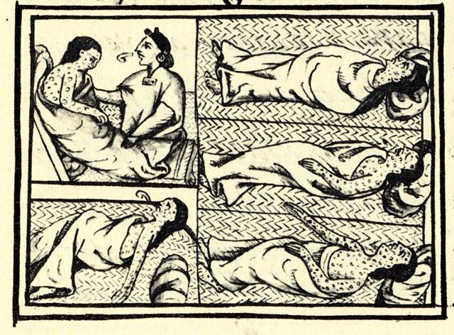 The Cocoliztli Epidemics