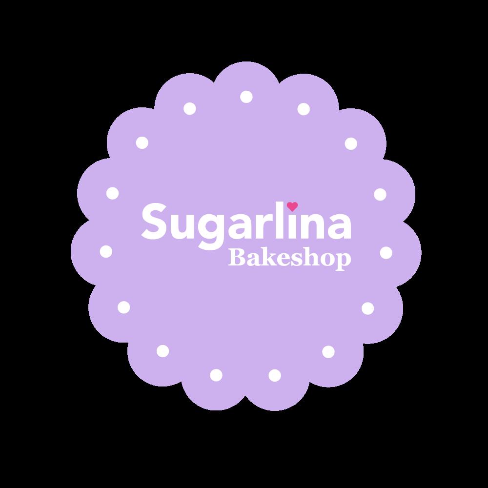 Sugarlina Bakeshop Logo