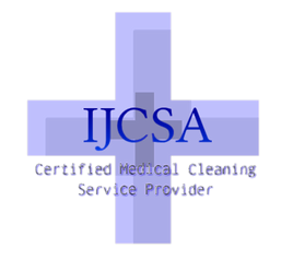 ijcsa medical cleaning certified logo_ed