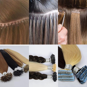 Remy Hair Fitting Options