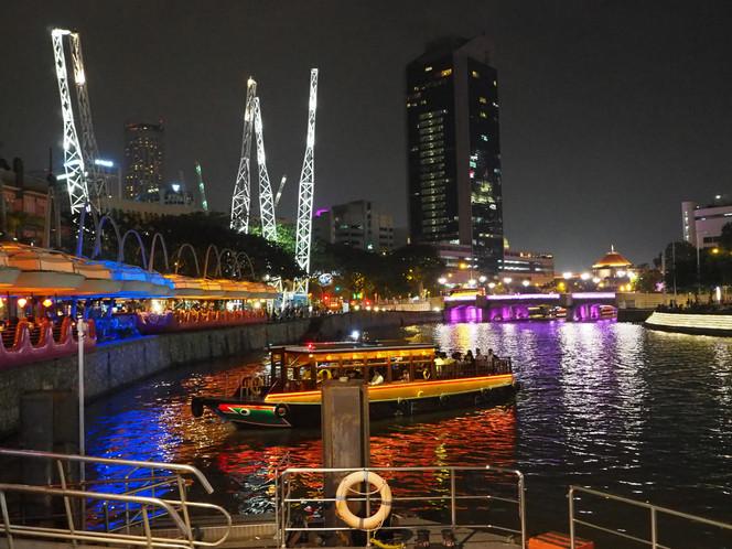 Clarke Quay, Singapore