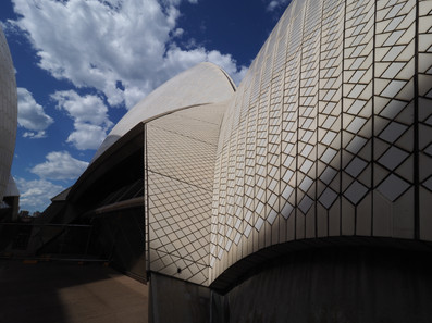 Sydney Opera House. The Tour