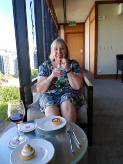 Club Lounge, Grand Millennium Hotel, Auckland