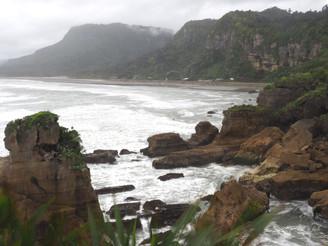 Pancake Rocks, West Coast