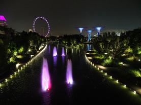 Near Gardens in the Bay, Singapore