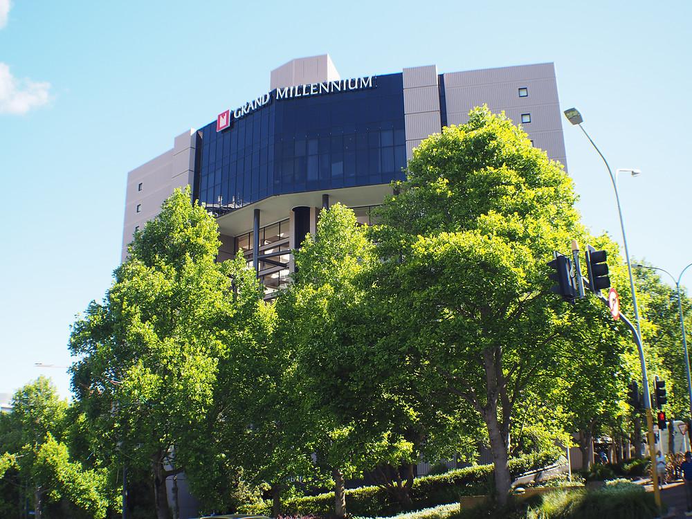 Grand Millennium Hotel, Auckland, New Zealand