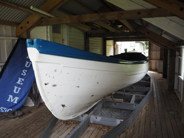 Whaling Boat, Russell, Bay of Islands