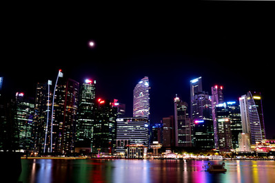 First Stop Singapore