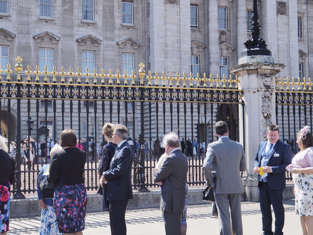 My visit to London between the two recent terrorist-related attacks. Day 1