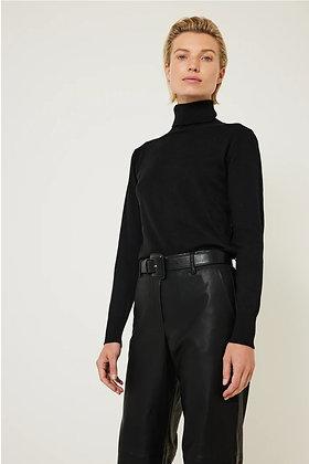 Knit-ted pullover Lauren black
