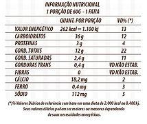 Formigueiro com Chocolate_TabelaNutricio