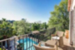 Villa swimming pool France Property Management Riviera Secrets