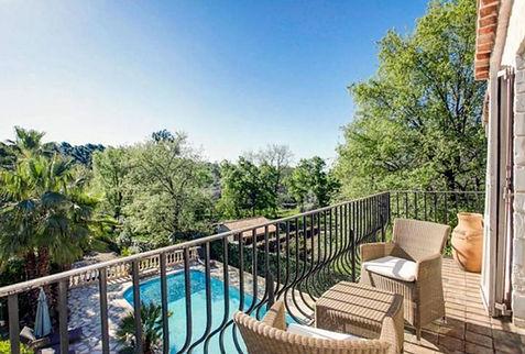 Villa swimming pool France Property Management