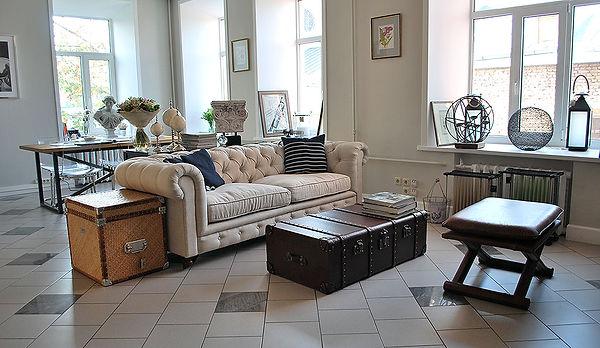 Мебель и аксессуары Restoration Hardware, Москва