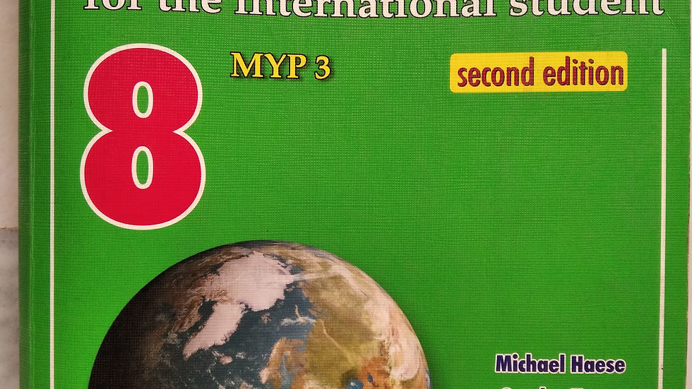 Mathematics for the International Student (MYP 3) (2nd edition)