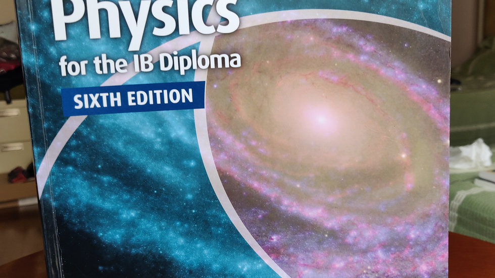 Physics for the IB Diploma Cambridge