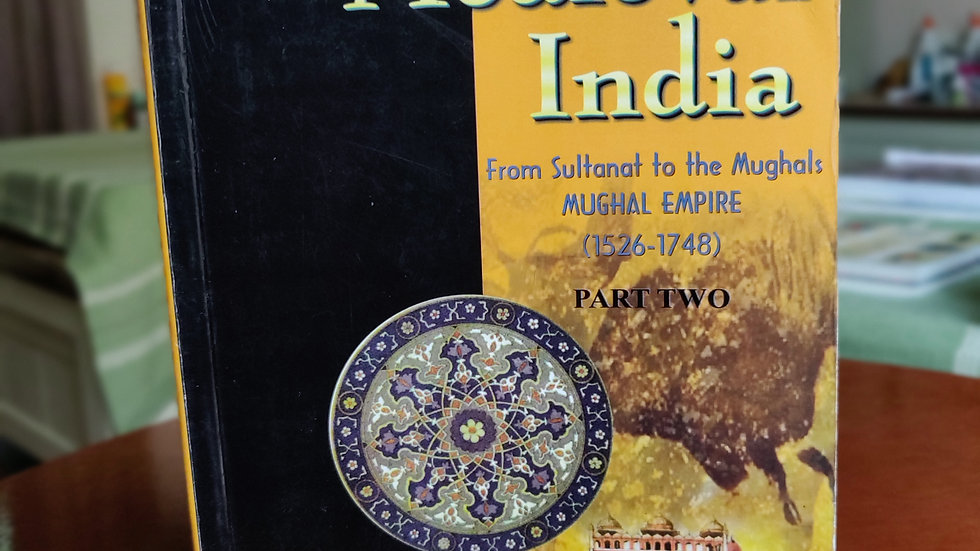 Satish Chandra: Medieval India