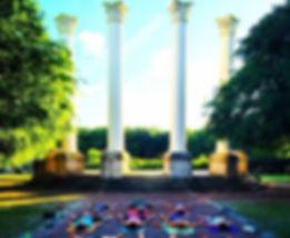 Beach Yoga, Wedding Yoga, Bachelorette Yoga, Birthday Yoga - Charleston, Sullivan's Island, Isle of Palms, SC