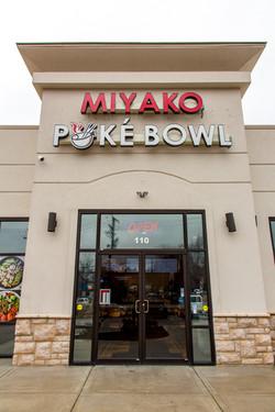 Miyako Poké Bowl
