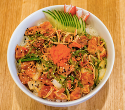 Spicy Ahi Bowl