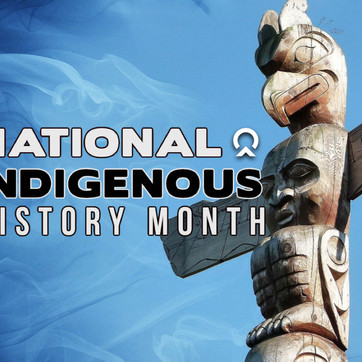 June is National Indigenous History Month