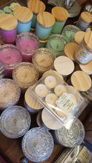 Handcrafted Candles