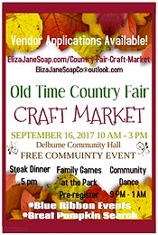 Country Fair Craft Market