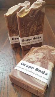 Grape Soda Soap