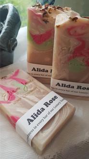 Alida Rose soap