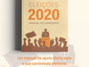ELEIÇÕES 2020: manual do candidato